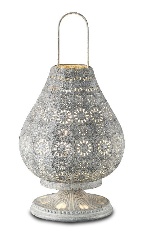 Nábytek Jasmin  TR 503700161 - Lampička, E14 (kov)