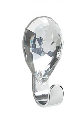 Nábytek Jewel-Háček diamond(stříbrná)