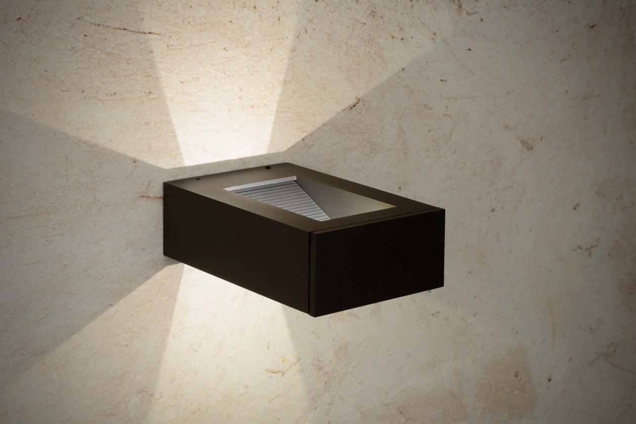 Nábytek Karey - venkovní osvětlení, 1W, LED (černá)