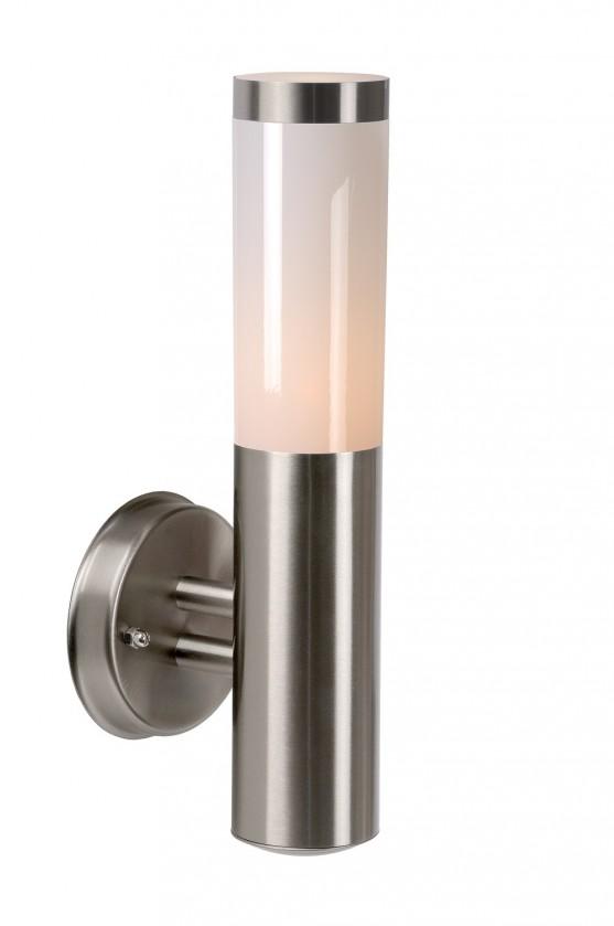 Nábytek Kibo - nástěnné osvětlení, 20W, E27 (stříbrná)