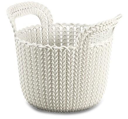 Nábytek Knit - 03671-X64 (bílý)