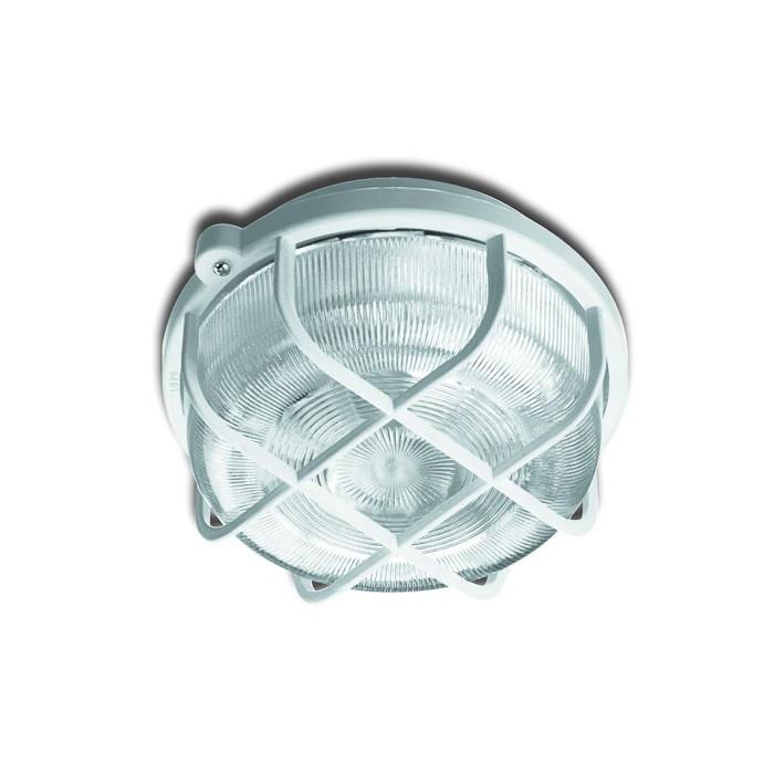 Nábytek Kruh - Stropní svítidlo, E27, 100W (bílá)