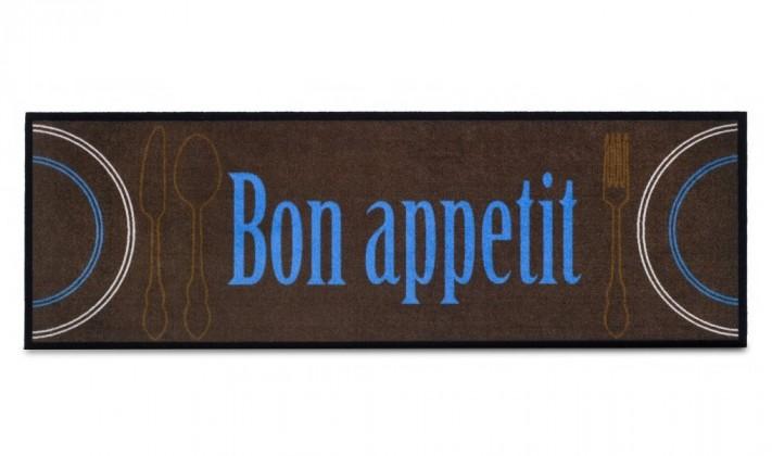 Nábytek Kuchyňská předložka Bon Appetit (hnědá)