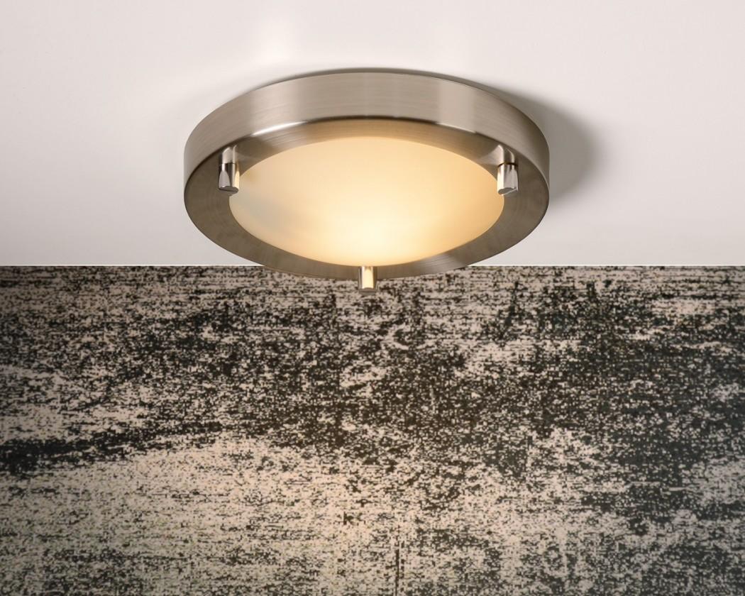 Nábytek Laida - stropní osvětlení, 40W, G9 (stříbrná)