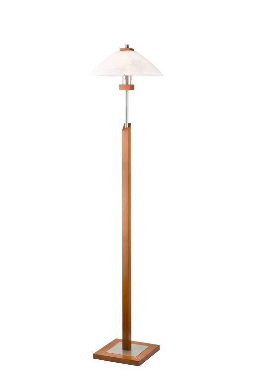Nábytek Lampa stojací-LP-1.30/P(hnědá)