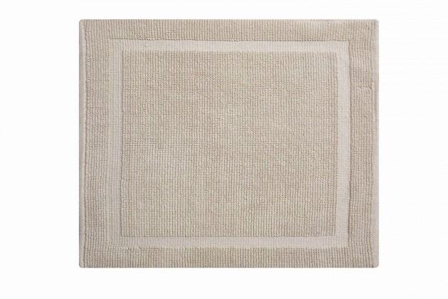 Nábytek Lao - Koupelnová předložka malá 50x60 cm (písková)