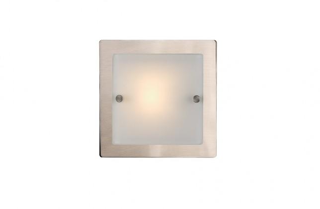 Nábytek Largot - nástěnné osvětlení, 28W, G9 (stříbrná)