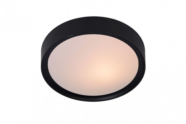 Nábytek Lex - stropní osvětlení, 40W, E27 (černá)