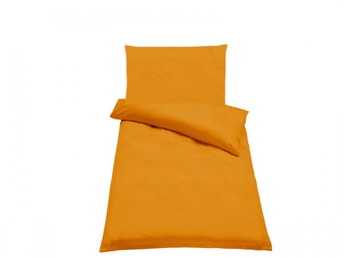 Nábytek Ložní povlečení GURU UNI-oranžová