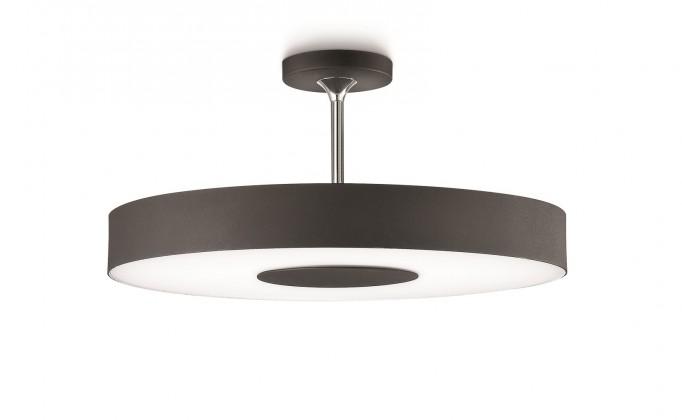 Nábytek Mambo - Stropní osvětlení 2GX13, 44,2cm (černá)