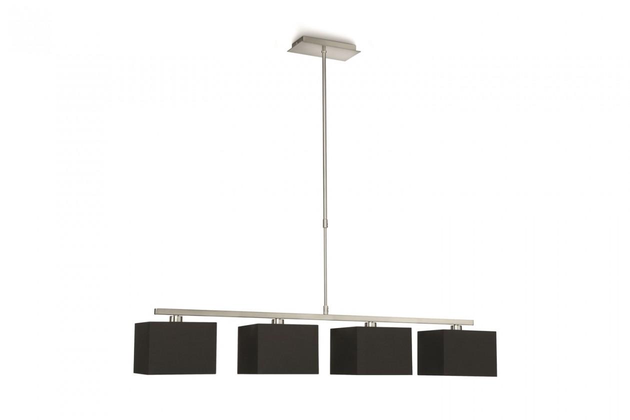 Nábytek Mambo - Stropní osvětlení E 14, 94cm (černá)