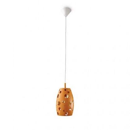 Nábytek Mambo - Stropní osvětlení E 27, 16,4cm (oranžová)
