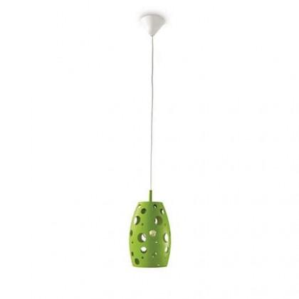 Nábytek Mambo - Stropní osvětlení E 27, 16,4cm (zelená)