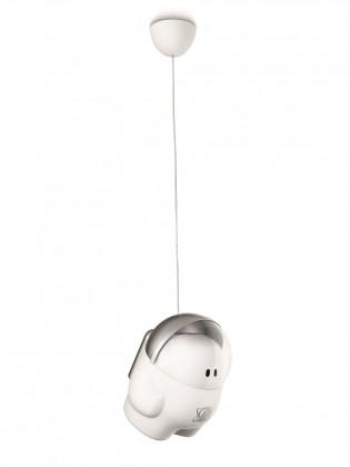 Nábytek Mambo - Stropní osvětlení E 27, 24,2cm (hliník)