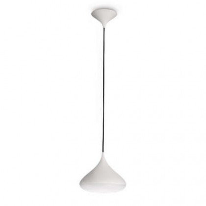 Nábytek Mambo - Stropní osvětlení E 27, 25cm (bílá)