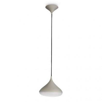 Nábytek Mambo - Stropní osvětlení E 27, 25cm (krémová)