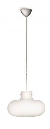 Nábytek Mambo - Stropní osvětlení E 27, 34cm (matovaná opálová)