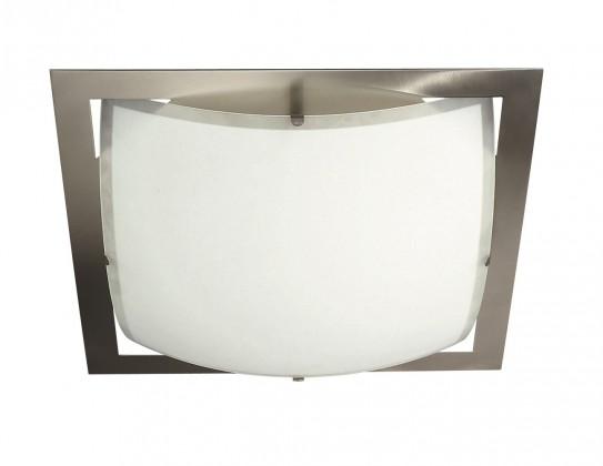Nábytek Mambo - Stropní osvětlení E 27, 36cm (matný chrom)