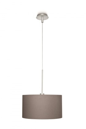 Nábytek Mambo - Stropní osvětlení E 27, 40,5cm (antracit)