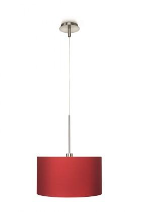 Nábytek Mambo - Stropní osvětlení E 27, 40,5cm (červená)