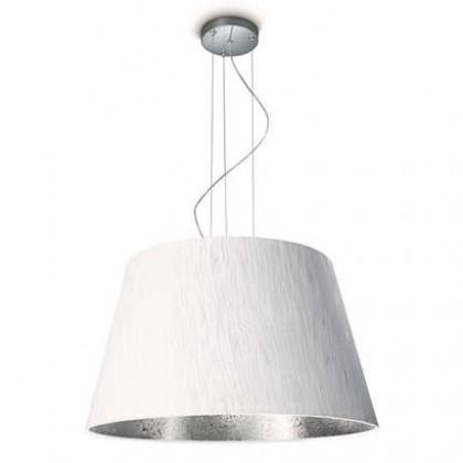 Nábytek Mambo - Stropní osvětlení E 27, 60cm (bíla)