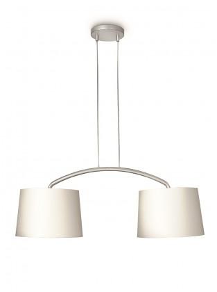 Nábytek Mambo - Stropní osvětlení E 27, 90,5cm (krémová)