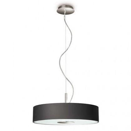 Nábytek Mambo - Stropní osvětlení E14, 45cm (černá)