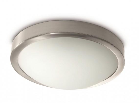 Nábytek Mambo - Stropní osvětlení G9, 18cm (matný chrom)
