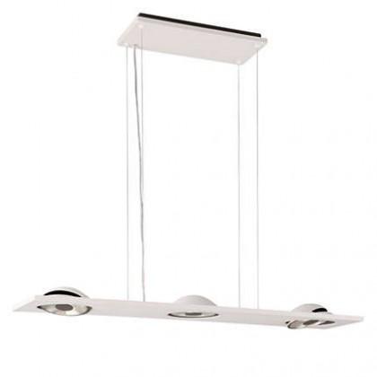 Nábytek Mambo - Stropní osvětlení LED, 100cm (bílá)