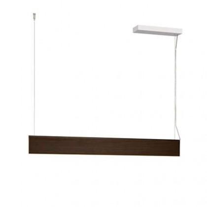 Nábytek Mambo - Stropní osvětlení LED, 112cm (buk)
