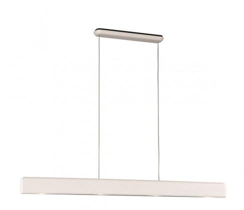 Nábytek Mambo - Stropní osvětlení LED, 129,9cm (bílá)