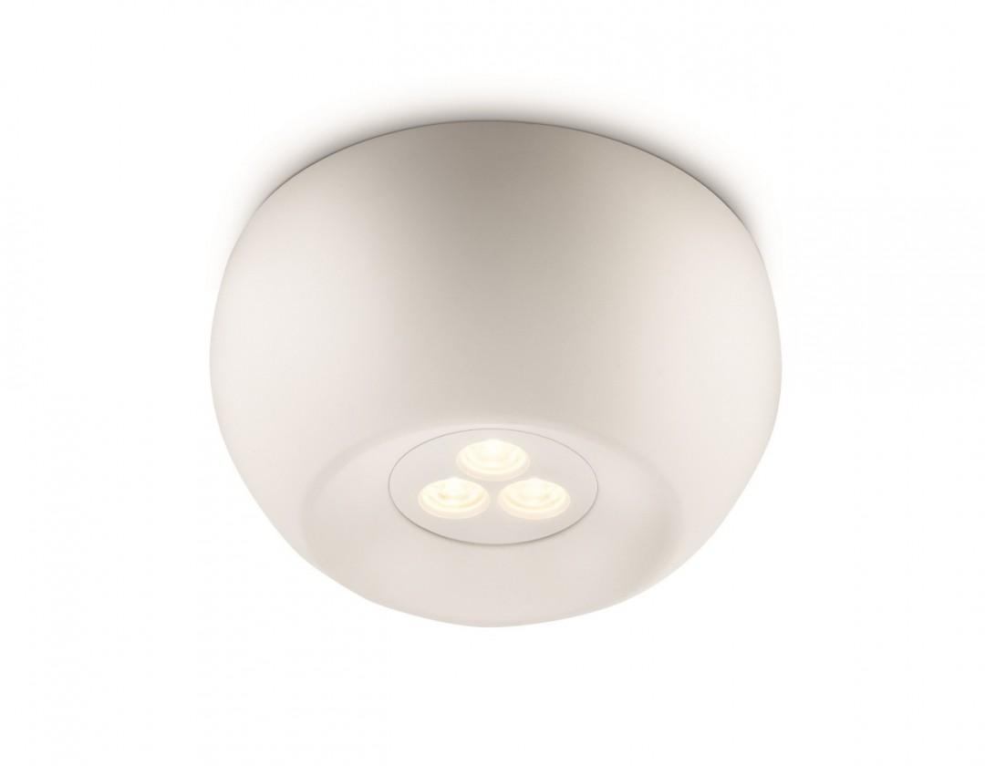 Nábytek Mambo - Stropní osvětlení LED, 12cm (bílá)