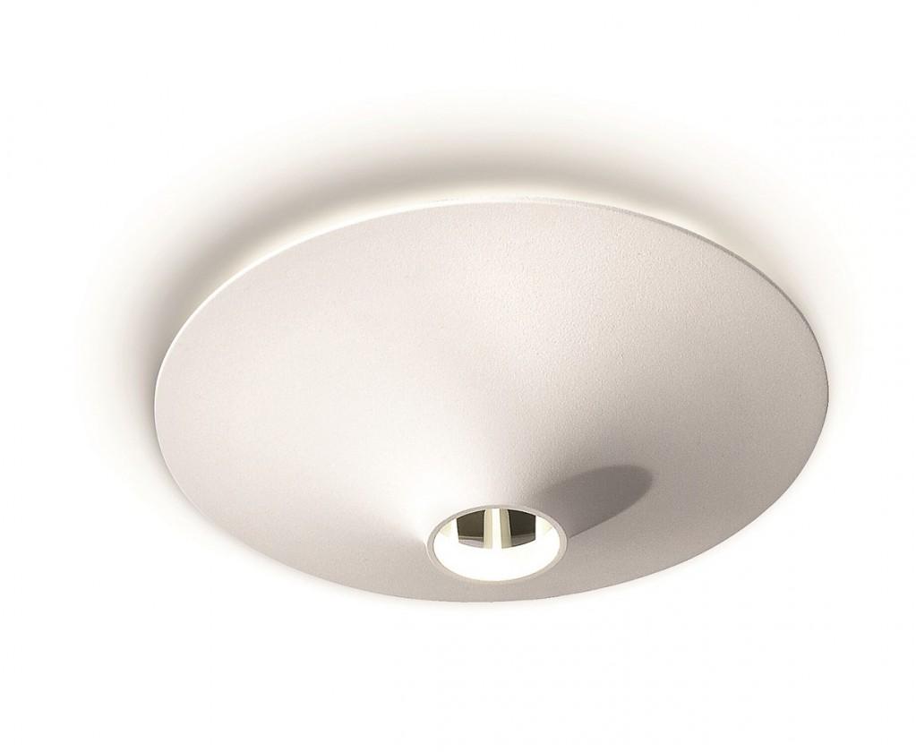 Nábytek Mambo - Stropní osvětlení LED, 18,45cm (bílá)