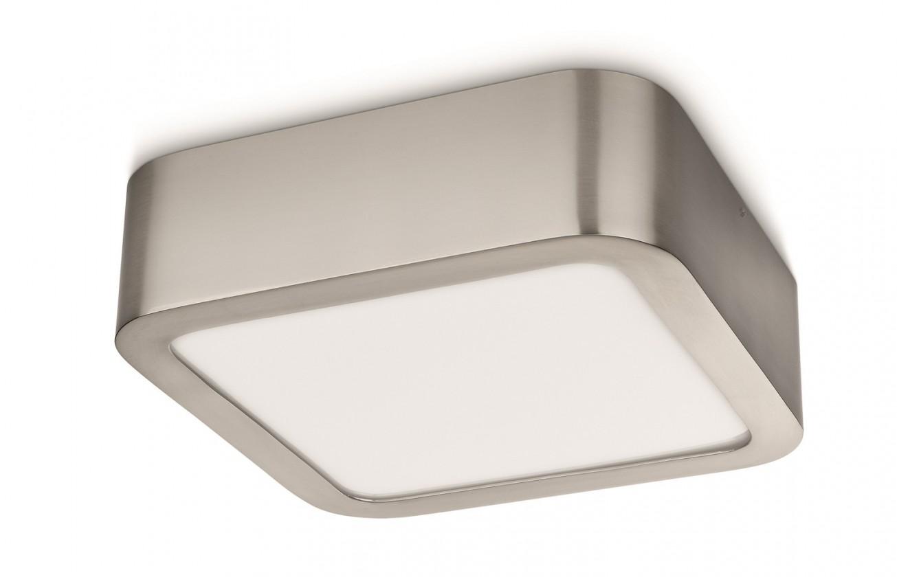 Nábytek Mambo - Stropní osvětlení LED, 22,1cm (matný chrom)