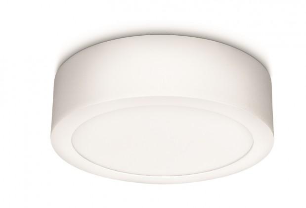 Nábytek Mambo - Stropní osvětlení LED, 23,2cm (bílá)