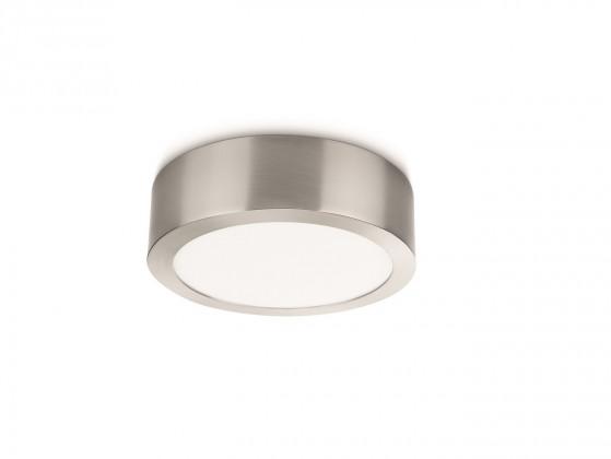 Nábytek Mambo - Stropní osvětlení LED, 23,2cm (matný chrom)