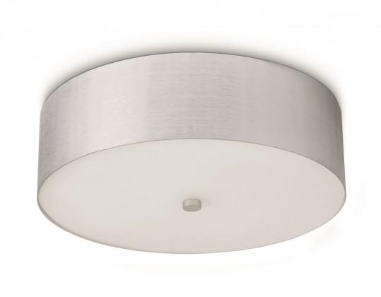 Nábytek Mambo - Stropní osvětlení LED, 23cm (hliník)