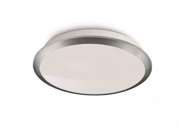 Nábytek Mambo - Stropní osvětlení LED, 24,3cm (lesklý chrom)