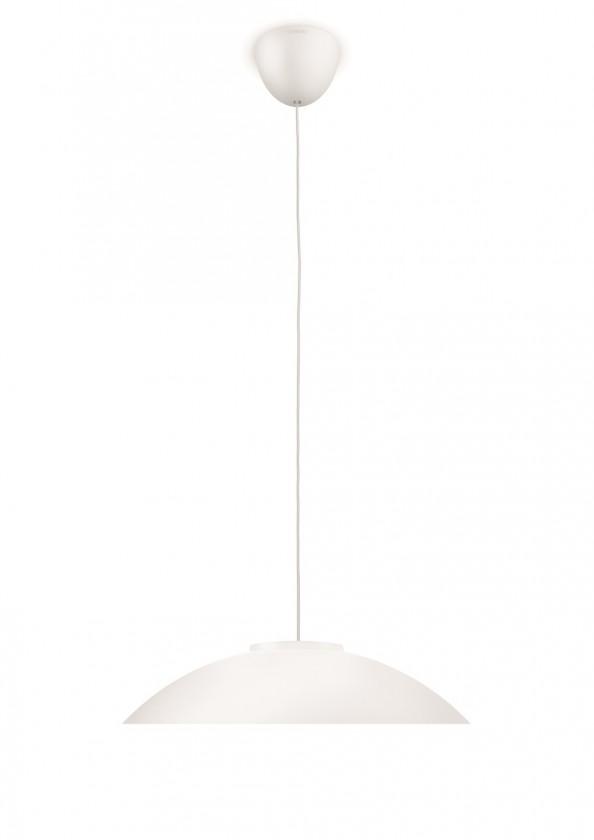 Nábytek Mambo - Stropní osvětlení LED, 33,5cm (bíla)