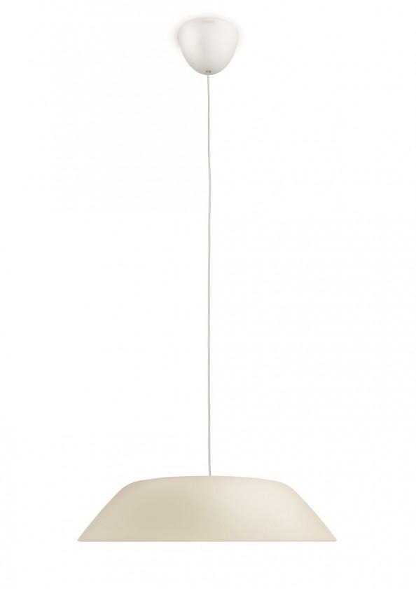 Nábytek Mambo - Stropní osvětlení LED, 33,5cm (krémová)