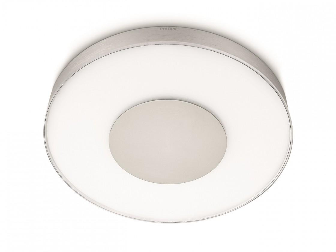 Nábytek Mambo - Stropní osvětlení LED, 33,6cm (matný chrom)