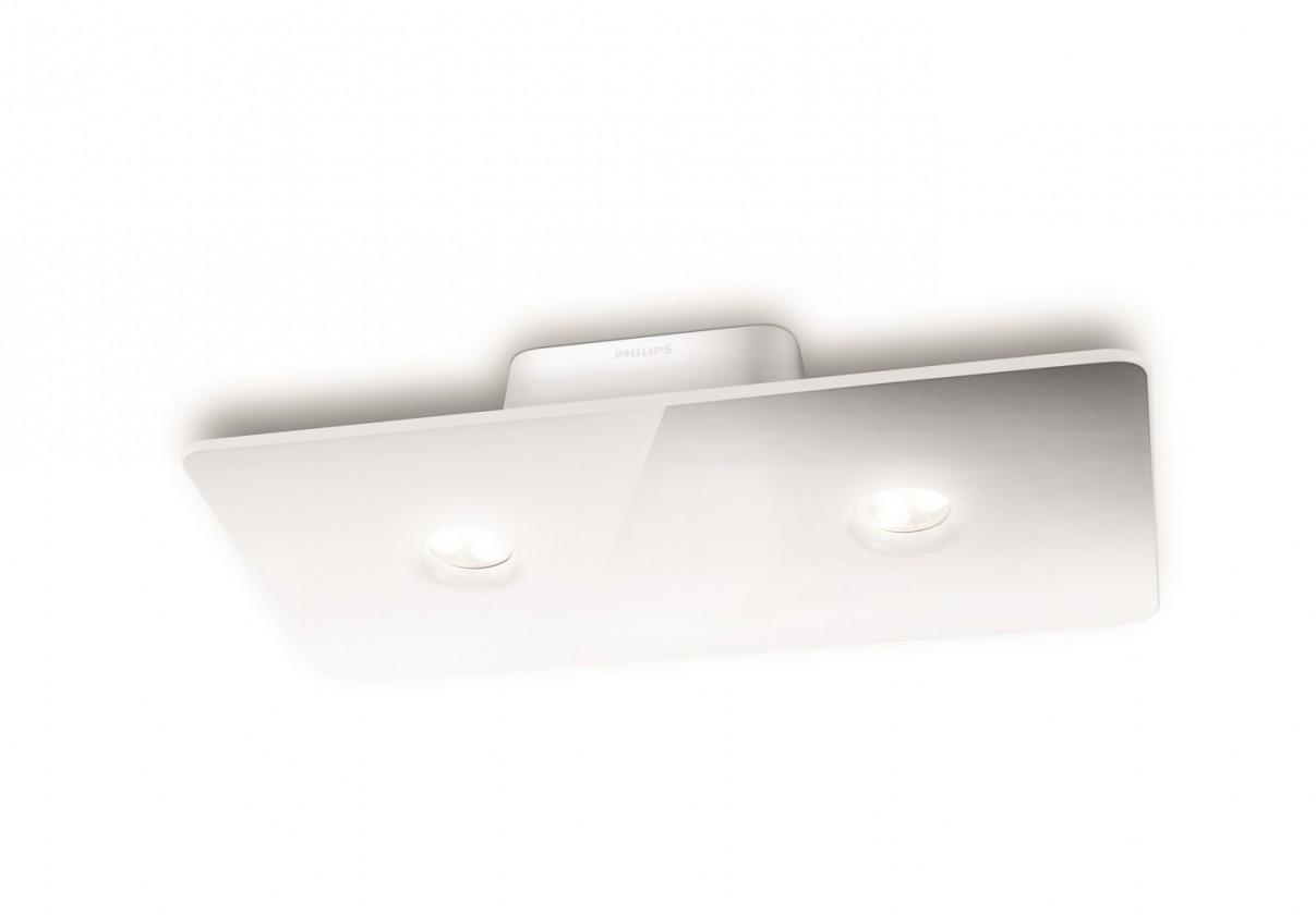 Nábytek Mambo - Stropní osvětlení LED, 33cm (bílá)