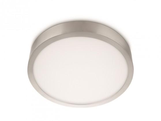 Nábytek Mambo - Stropní osvětlení LED, 35,4cm (matný chrom)
