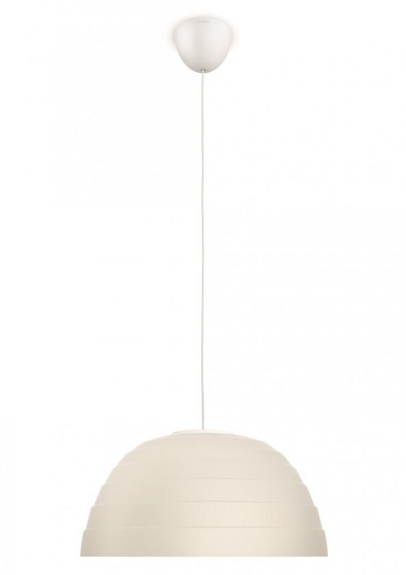 Nábytek Mambo - Stropní osvětlení LED, 35cm (bíla)