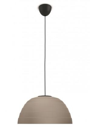 Nábytek Mambo - Stropní osvětlení LED, 35cm (šedá)