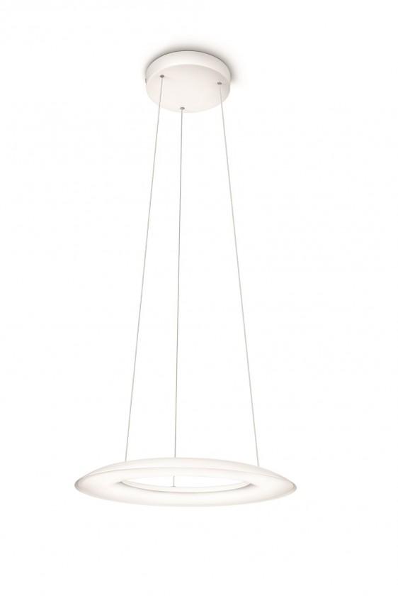 Nábytek Mambo - Stropní osvětlení LED, 40cm (bílá)