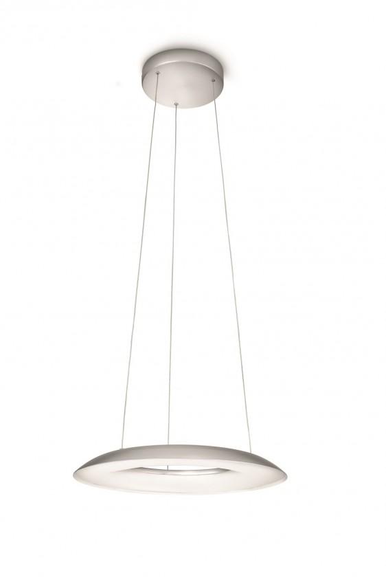 Nábytek Mambo - Stropní osvětlení LED, 40x100x40 (hliník)