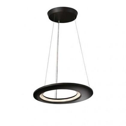Nábytek Mambo - Stropní osvětlení LED, 47,5cm (antracit černá)