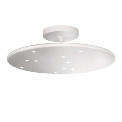 Nábytek Mambo - Stropní osvětlení LED, 54,6x16,6x35,3 (bílá)