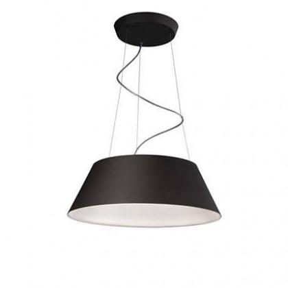 Nábytek Mambo - Stropní osvětlení LED, 59,3cm (černá)